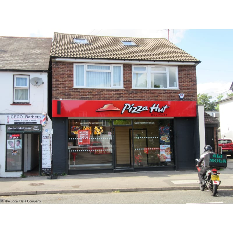 Pizza Hut Delivery Farnborough Food Drink Delivered