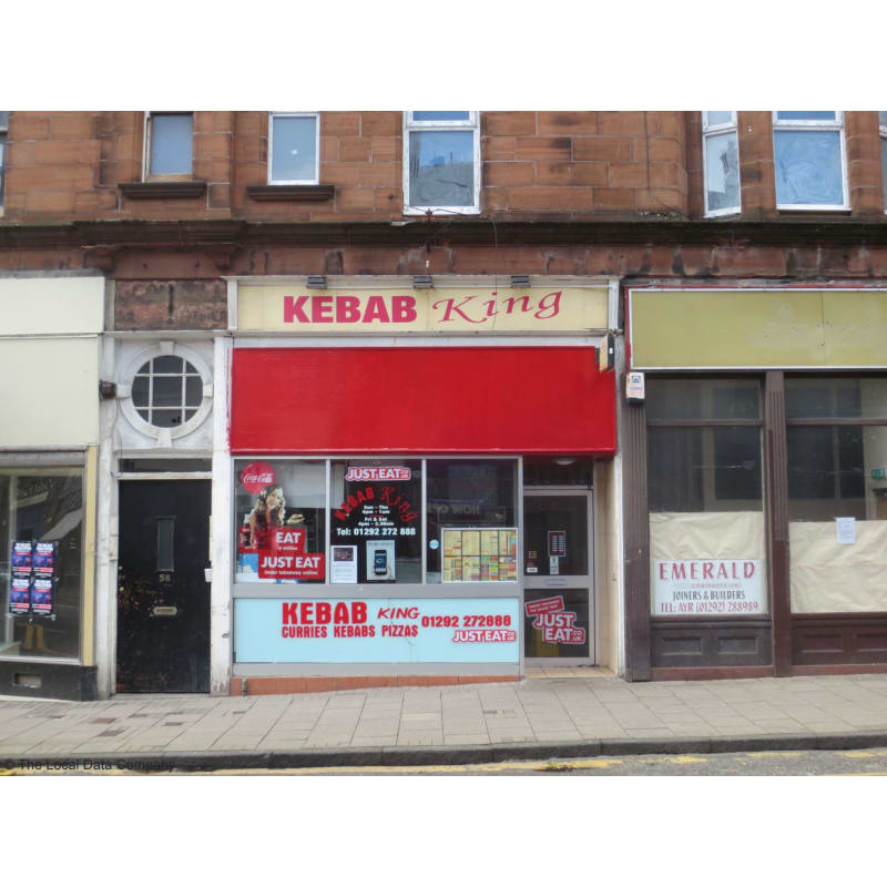 Kebab King Ayr Takeaway Food Yell