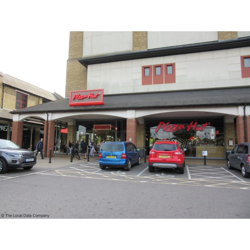 Pizza Hut Staines Upon Thames Pizzerias Yell