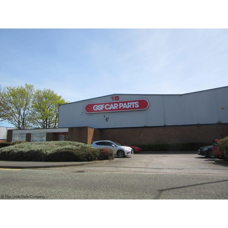 Gsf Car Parts Ltd Birmingham Car Accessories Parts Yell