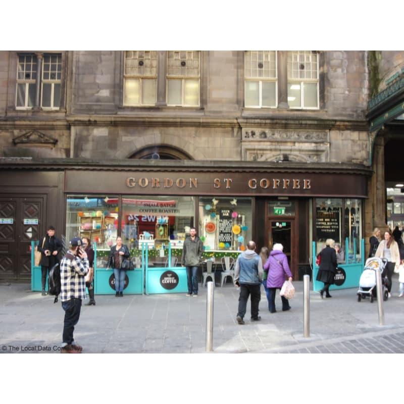 Gordon Street Coffee Glasgow Cafes Coffee Shops Yell