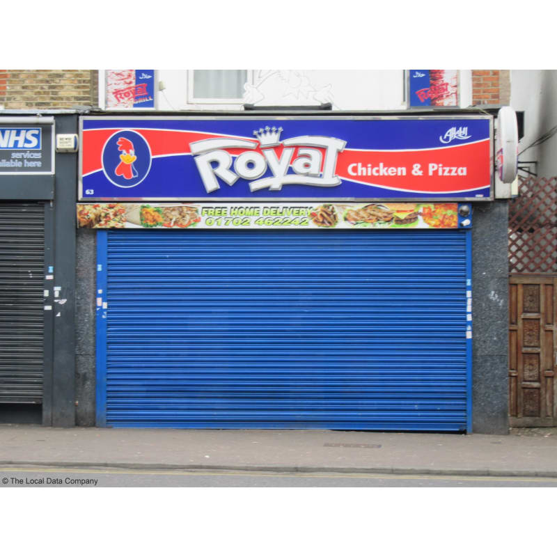 Royal Chicken Pizza Southend On Sea Takeaway Food Yell