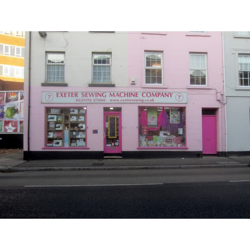 Sewing Classes Near Exeter