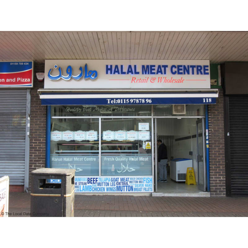 Halal Meat Centre, Nottingham | Meat Suppliers - Yell