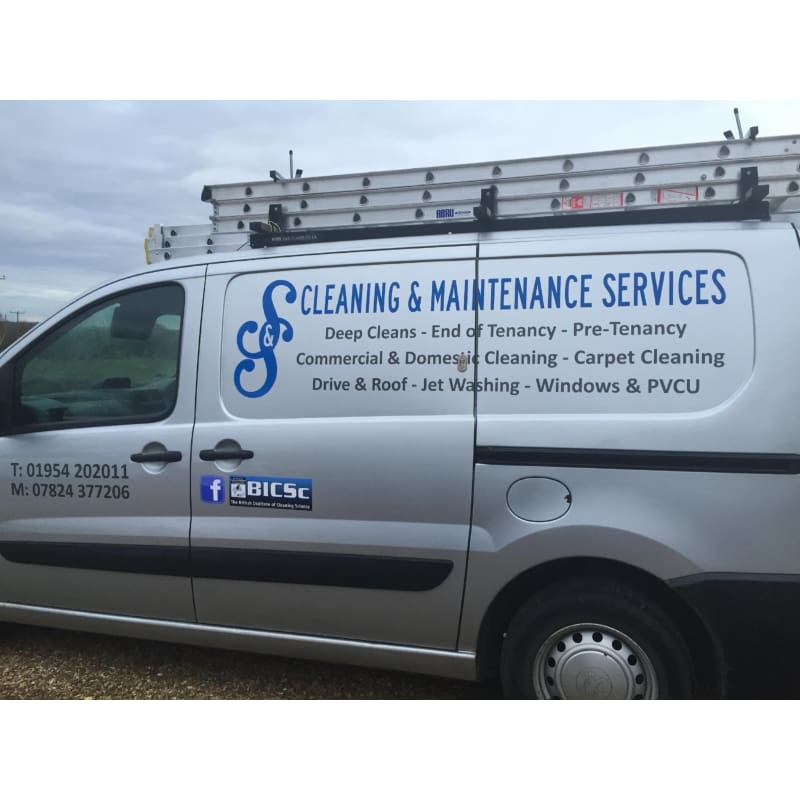 S & S Cleaning & Maintenance Services Ltd, Cambridge | Office Cleaners - Yell