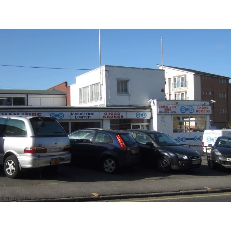S B Car Van Hire Ltd Maidstone Self Drive Car Hire Yell