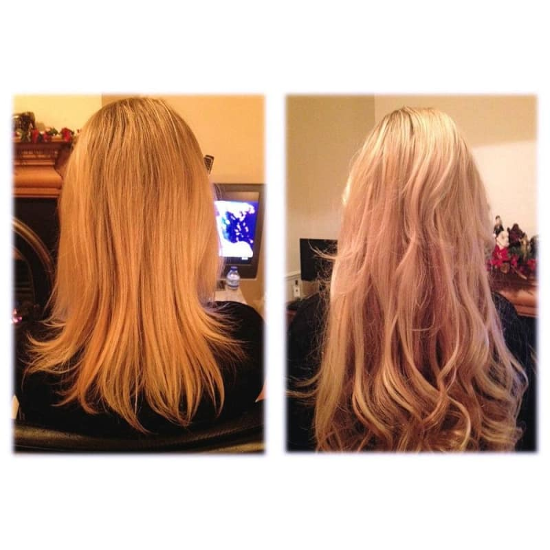 Kates Hair Extensions Hastings Mobile Hairdressers Yell