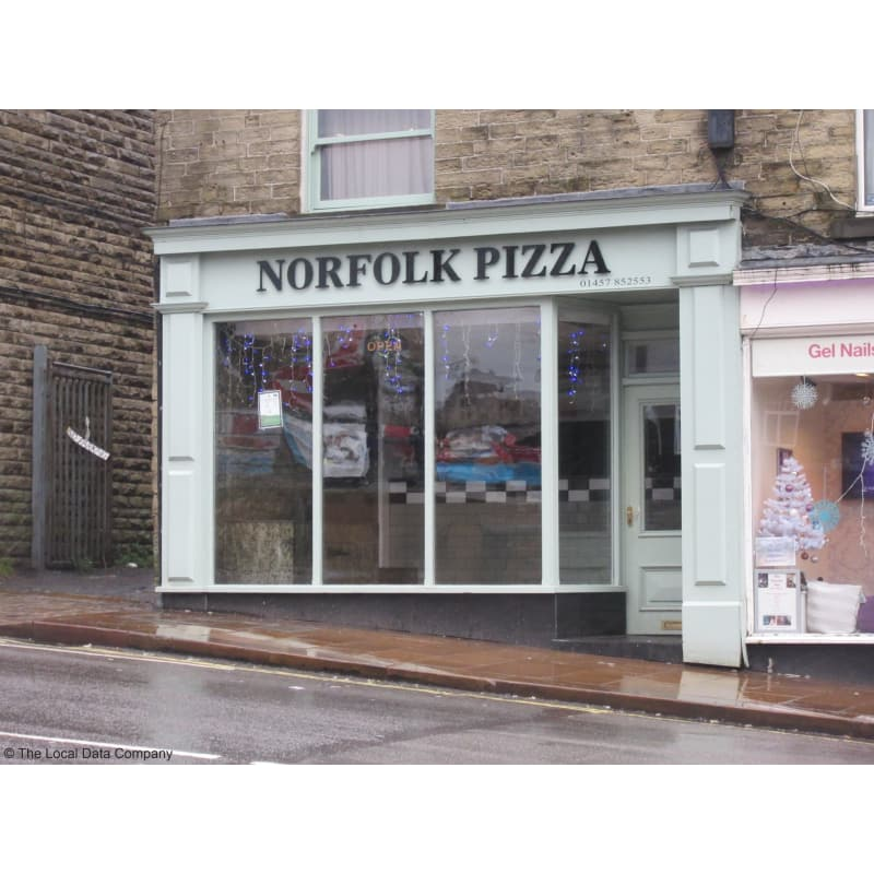 Norfolk Pizza Glossop Pizza Delivery Takeaway Yell