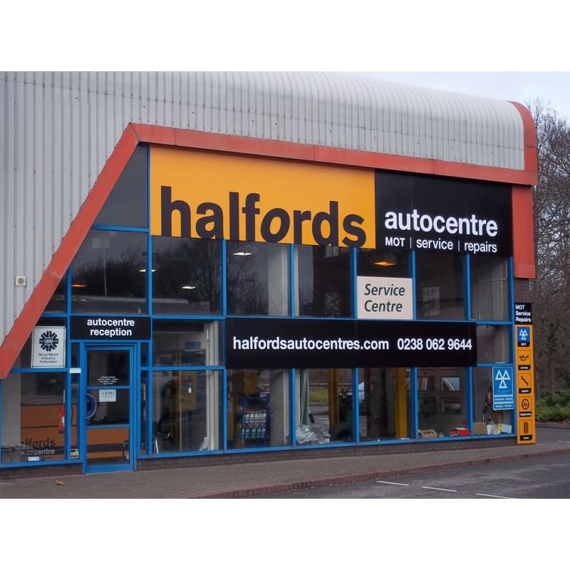 Halfords Autocentre, Eastleigh | Garage Services - Yell on