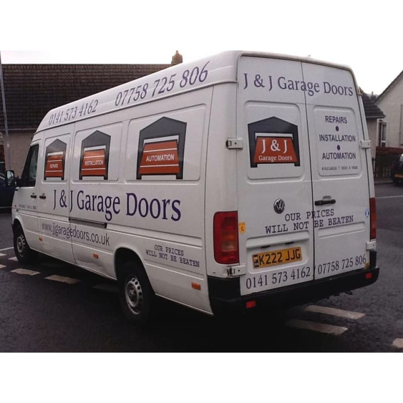 J J Garage Doors Glasgow Garage Door Repairs Yell