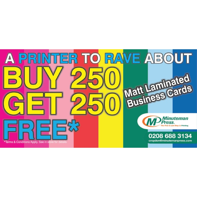 Minuteman press croydon ltd croydon colour printing yell reheart Images