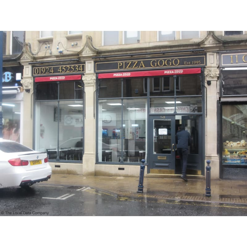 Pizza Gogo Dewsbury Pizza Delivery Takeaway Yell