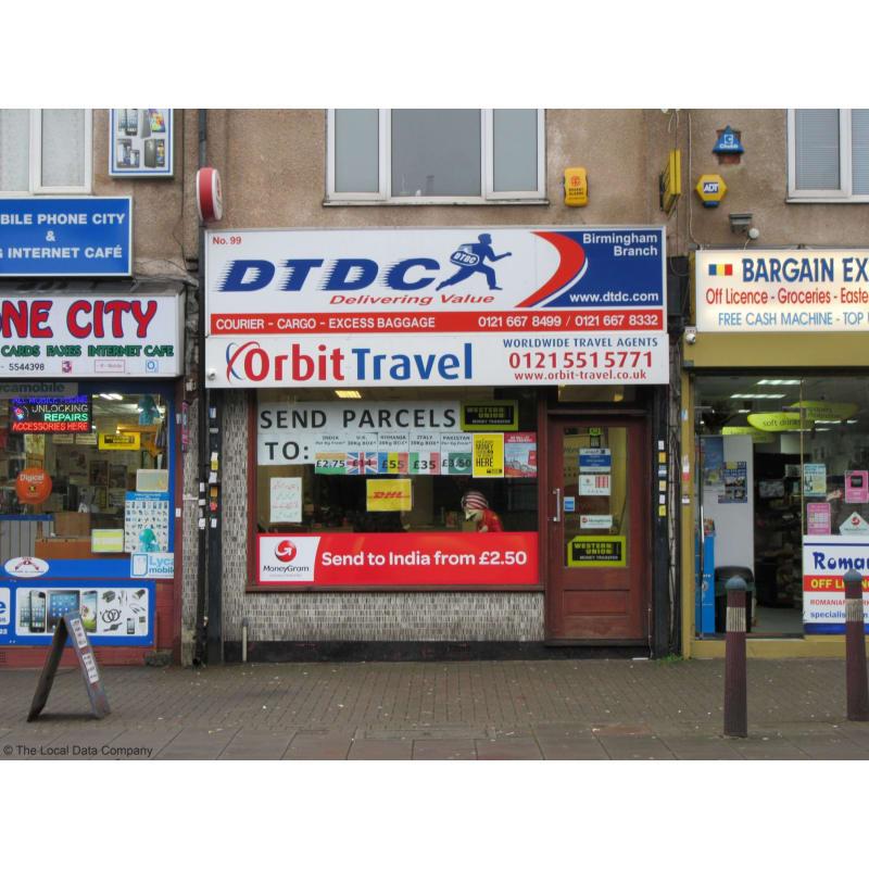 Orbit Travel, Birmingham | Travel Agents & Services - Yell