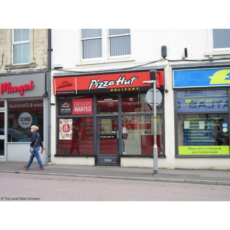 Pizza Hut Delivery Chippenham Food Drink Delivered Yell