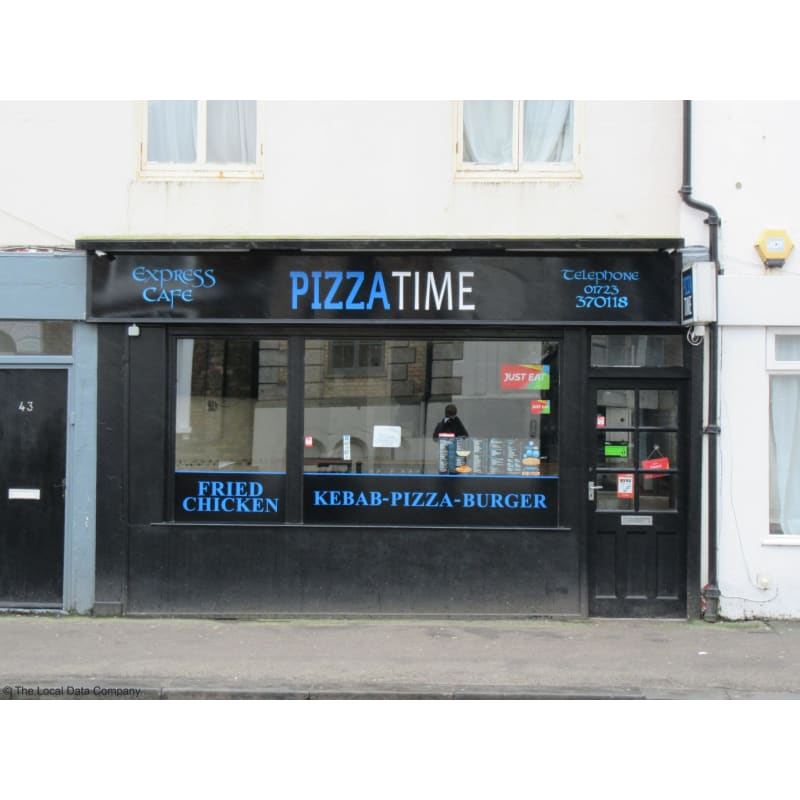 Pizza Time Scarborough Fast Food Restaurants Yell