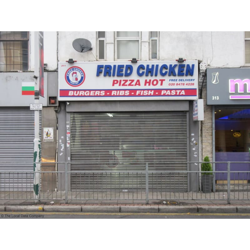 Chicks Chicken Pizza Ilford Takeaway Food Yell