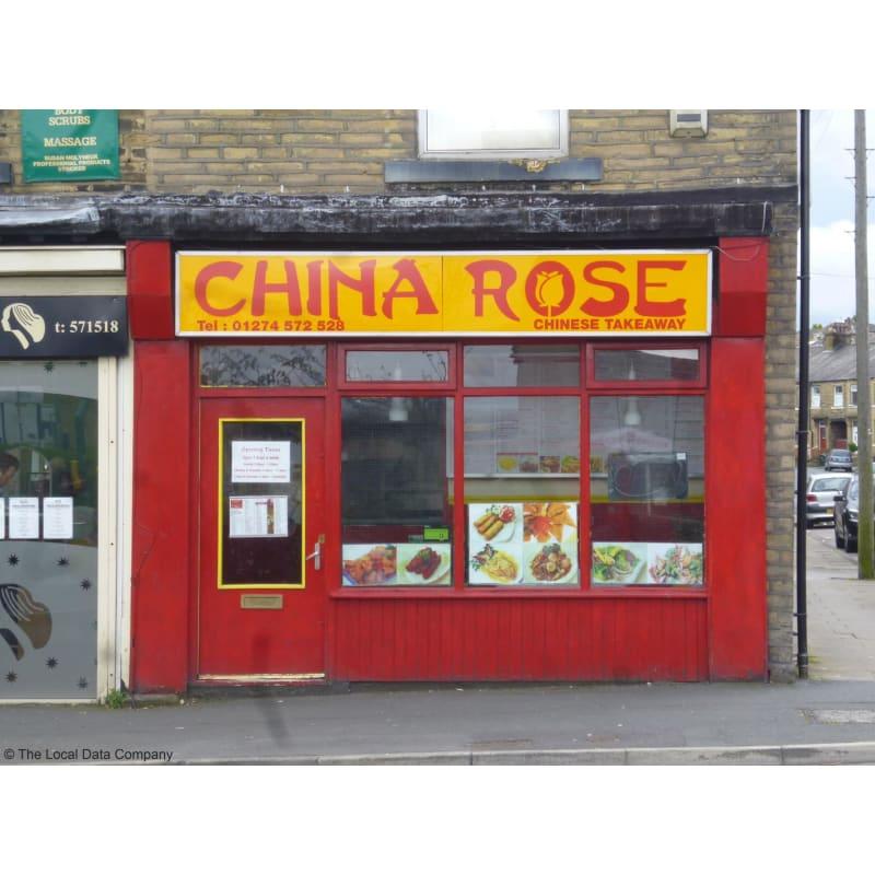 China Rose Bradford Takeaway Food Yell