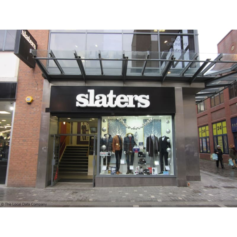05220f26 Slater Menswear, Liverpool | Men's Clothes - Yell