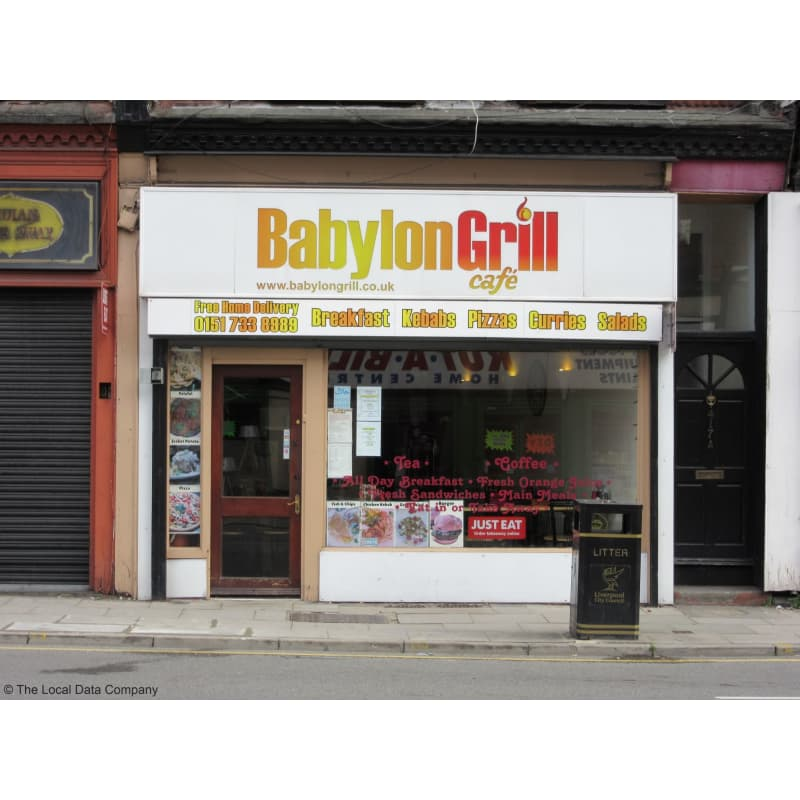 Babylon Cafe Liverpool Cafes Coffee Shops Yell