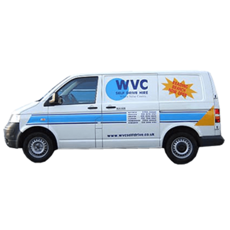 Wvc Self Drive Hire Staines Luton Van Hire Yell