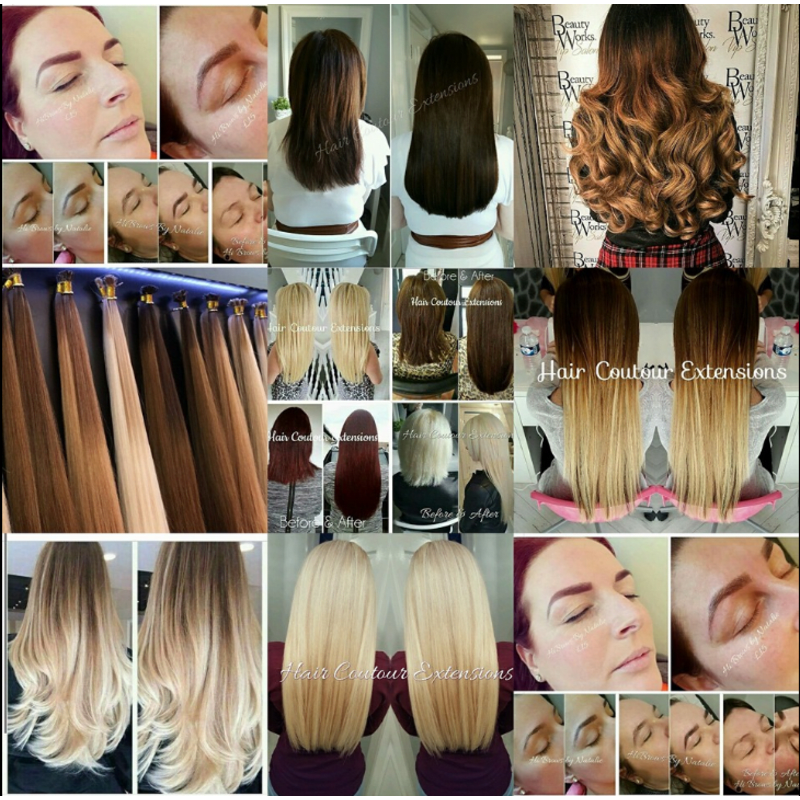 Hair Couture Extensions Belfast Hair Consultants Yell