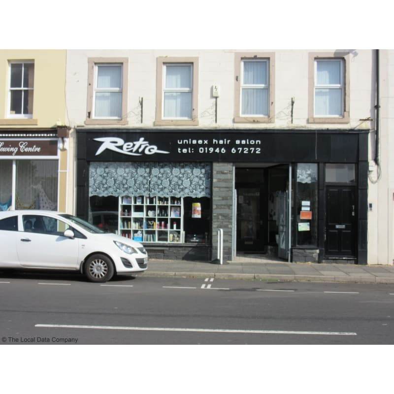 Retro Whitehaven Hairdressers Yell