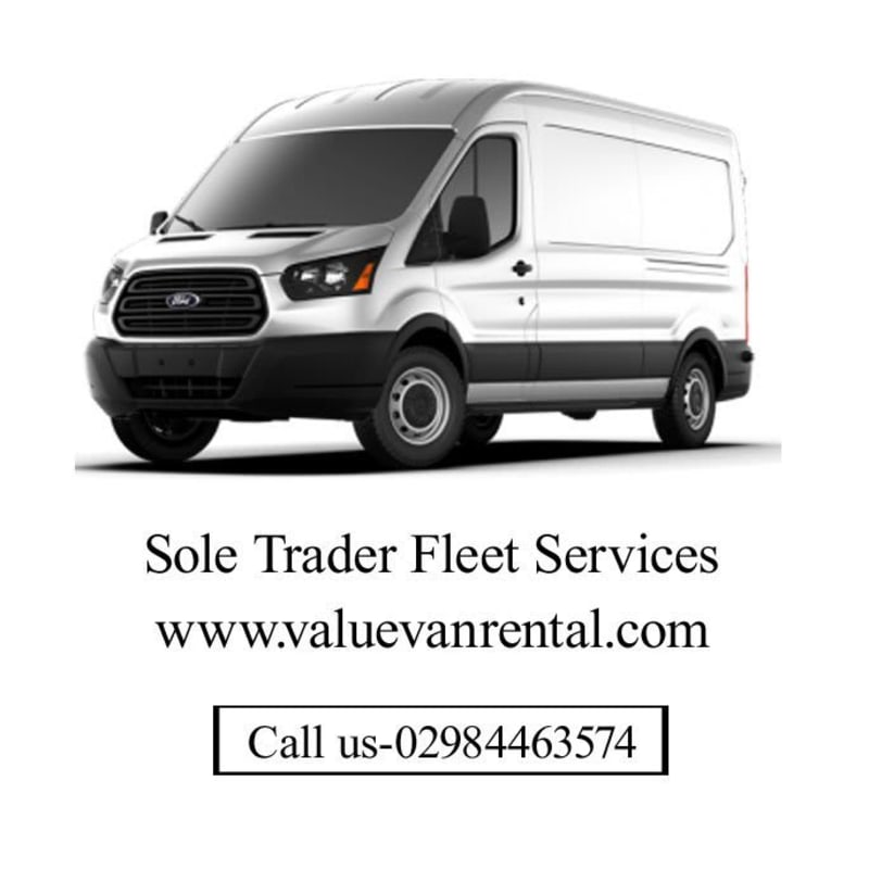 1d1c867e35 Value Van Rental Belfast