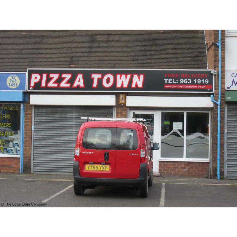 Pizza Town Nottingham Pizza Delivery Takeaway Yell