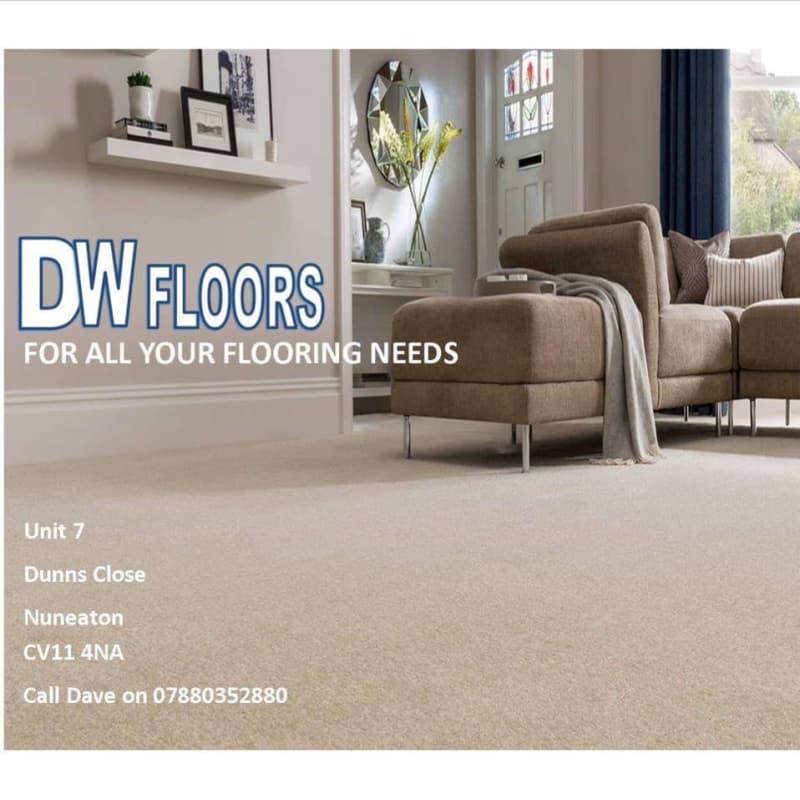 Dw Floors Ltd Nuneaton Carpet Shops Yell