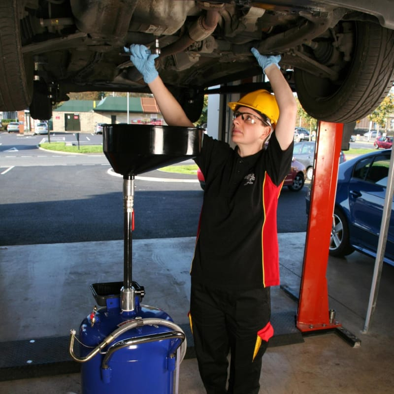 National Tyres and Autocare Widnes