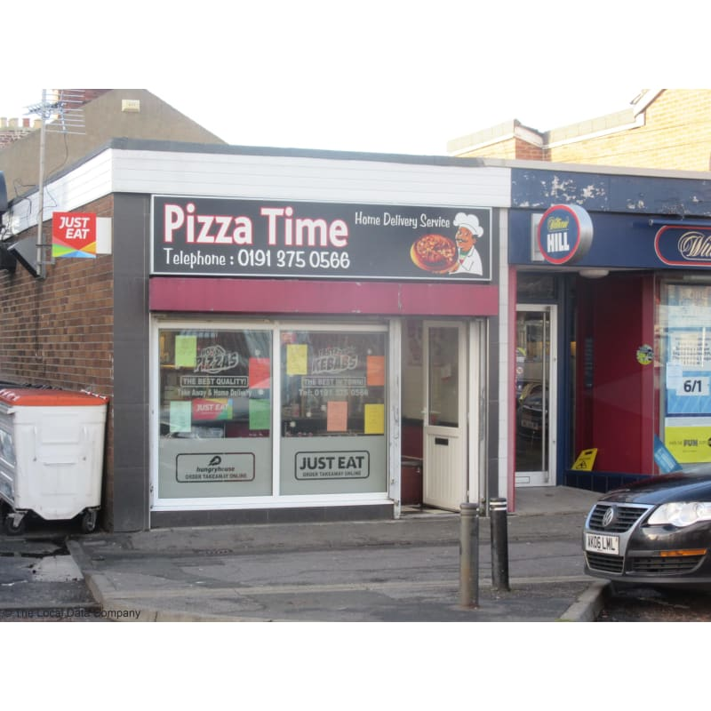 Pizza Time Durham Pizza Delivery Takeaway Yell