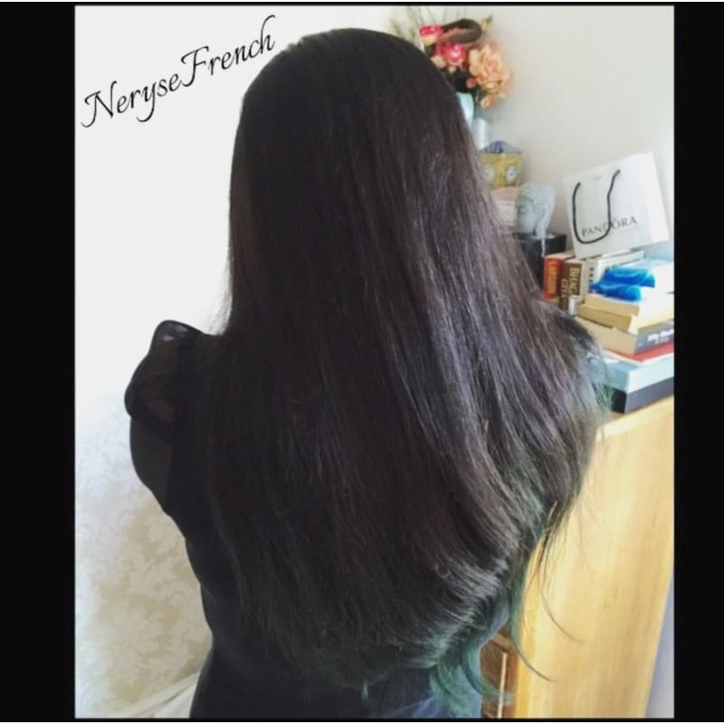 Neryse French Mobile Hair Extensions Services Bedford Mobile