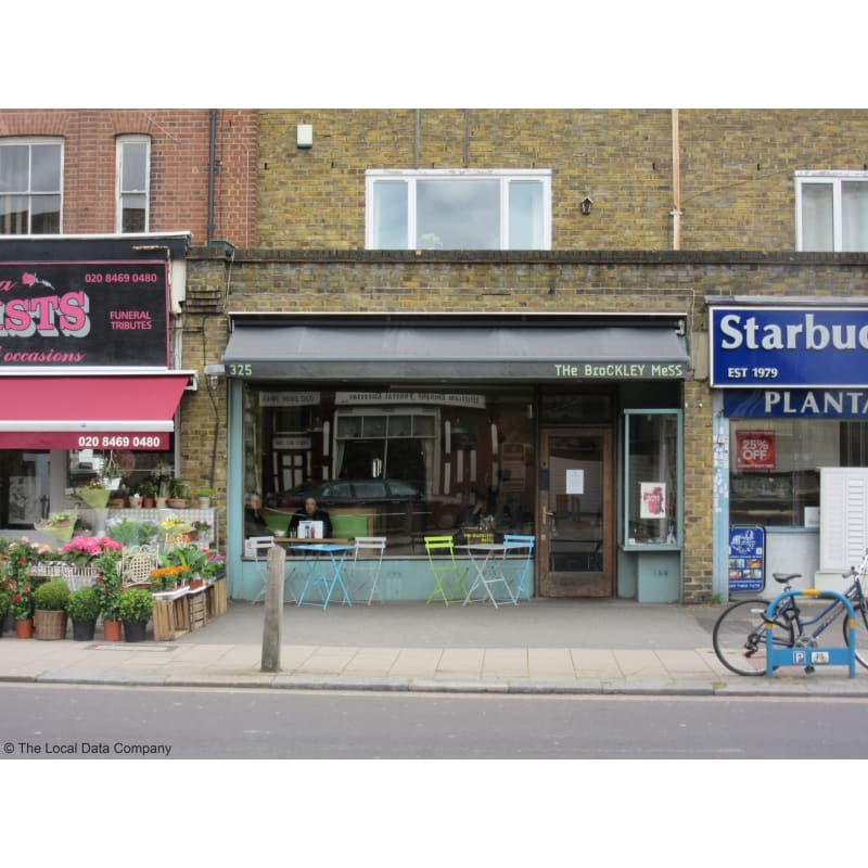 The Brockley Mess, LONDON | Cafes & Coffee Shops - Yell