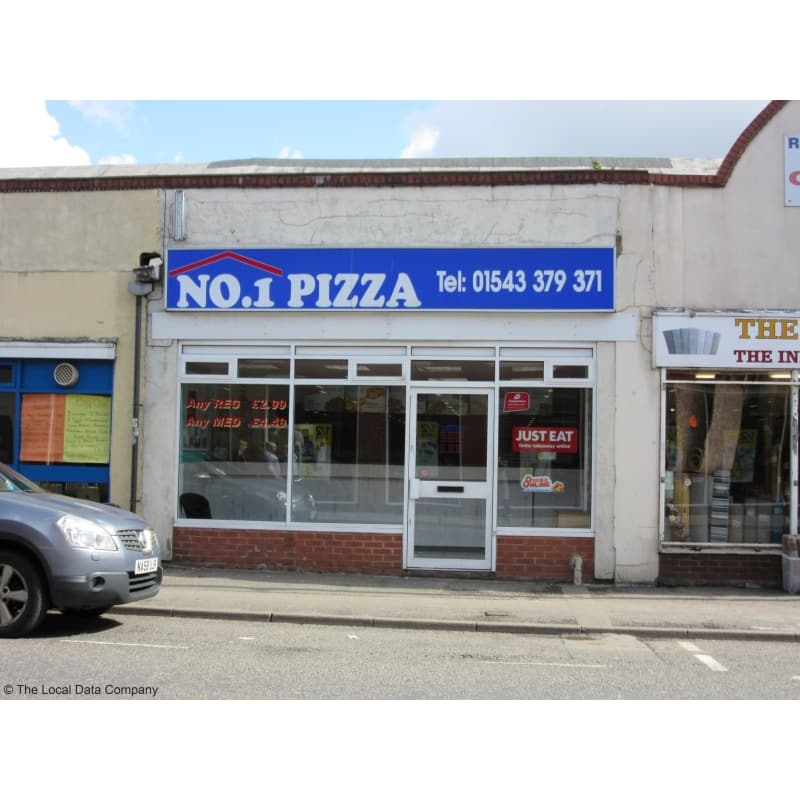 No 1 Pizza Walsall Pizza Delivery Takeaway Yell