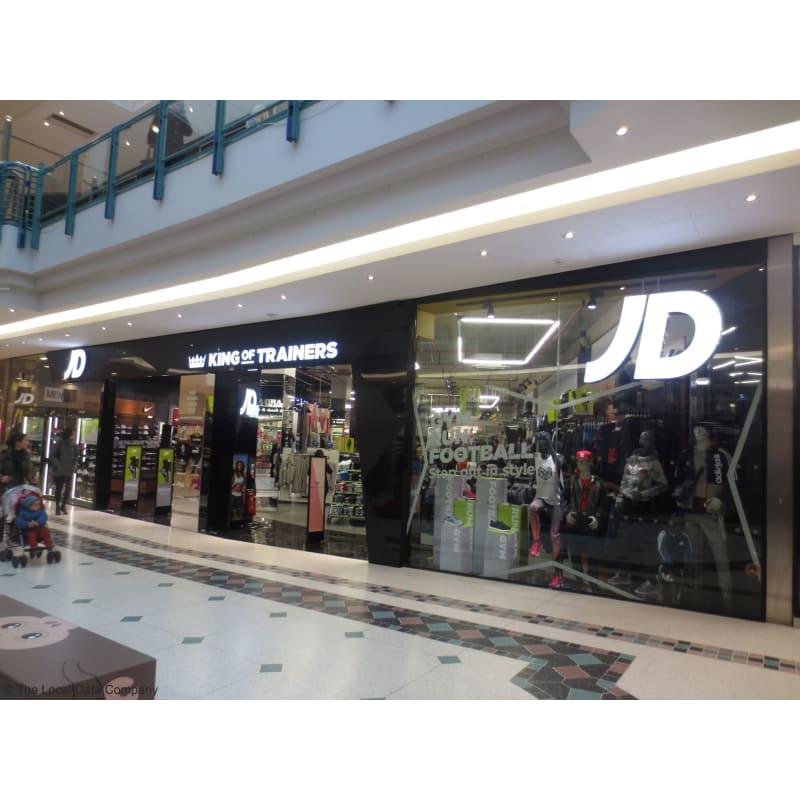 JD Sports, Watford | Sports Shops Yell