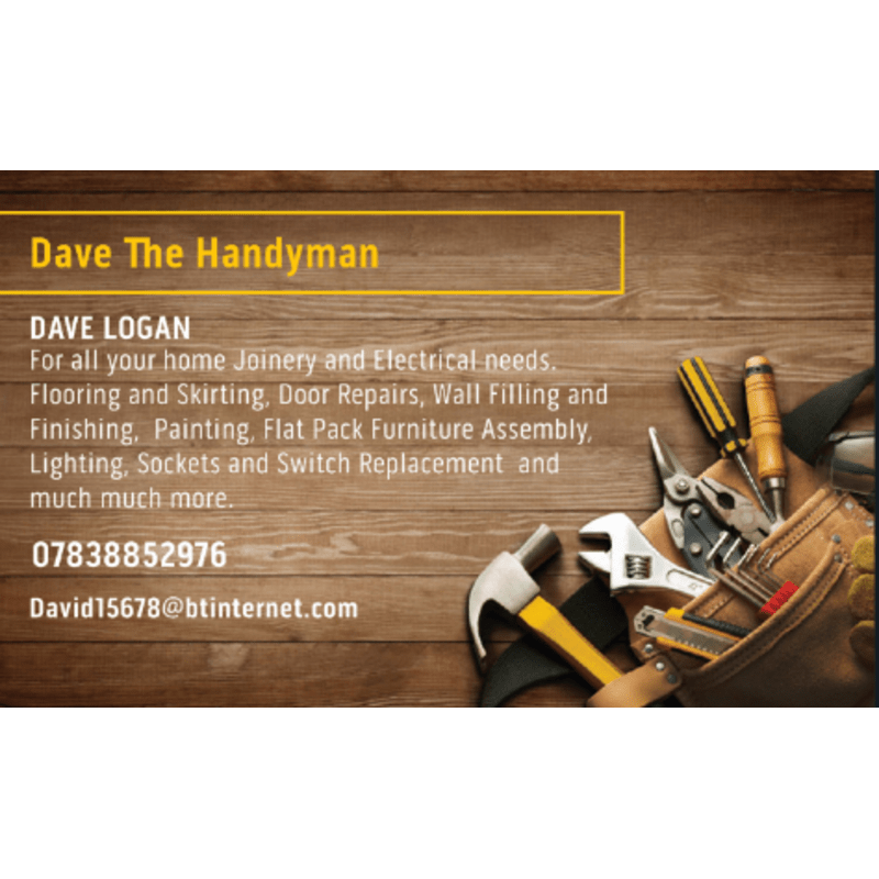 Dave the Handyman | Handyman Services - Yell