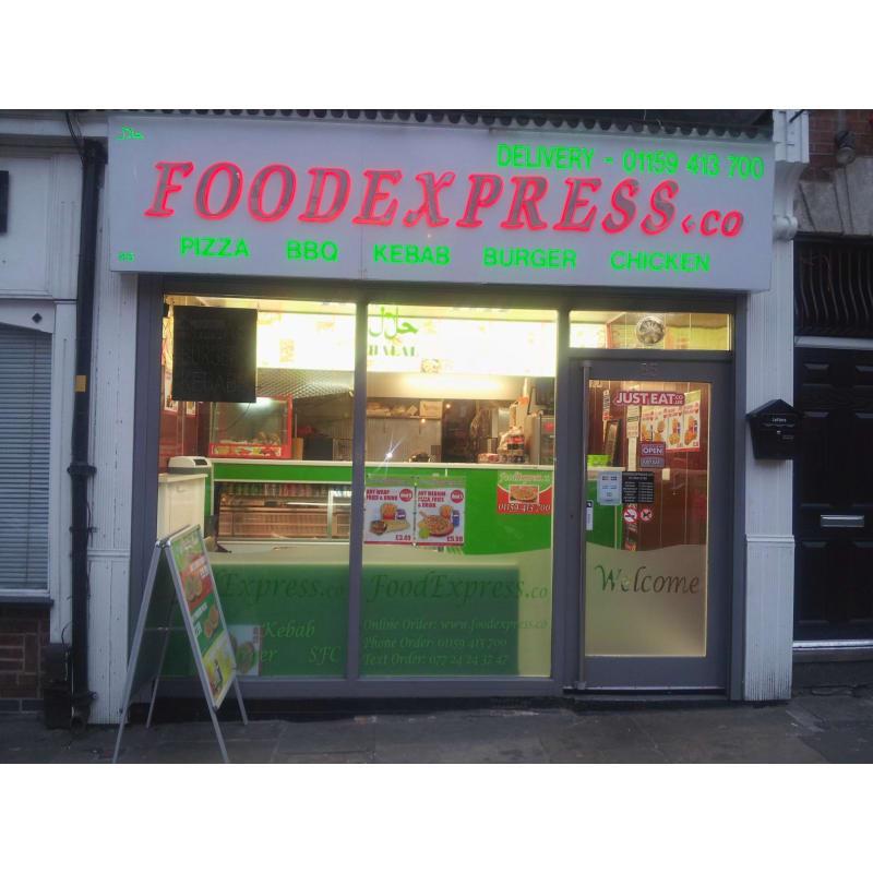 Foodexpressco Nottingham Takeaway Food Yell