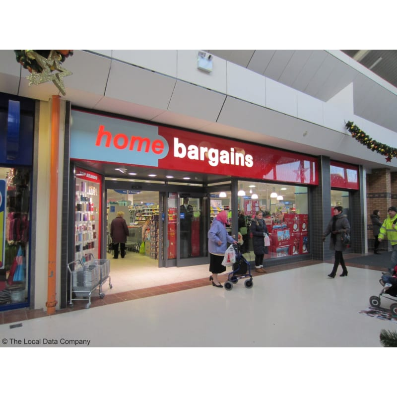 Home Bargains Wallsend Discount Stores Yell