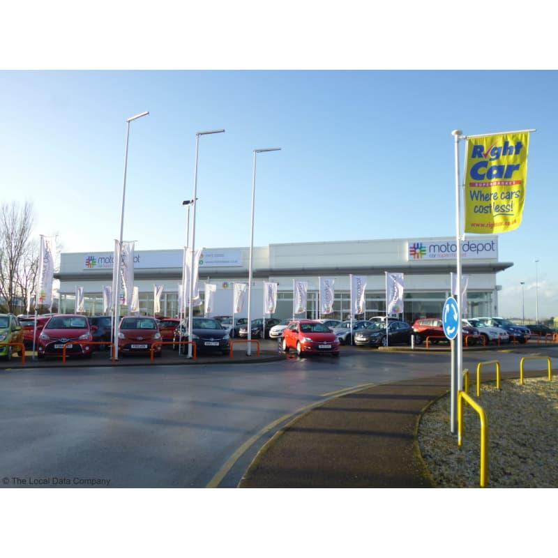 Motor Depot West Coates Road Grimsby