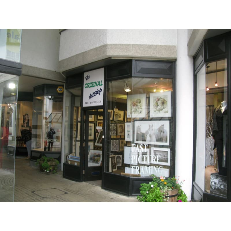 The Original Art Shop, Truro | Picture Framers & Frame Makers - Yell