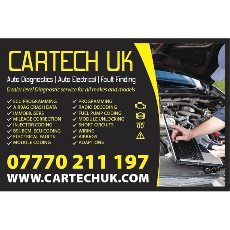 CarTech UK, Bradford | Car Electrics - Yell