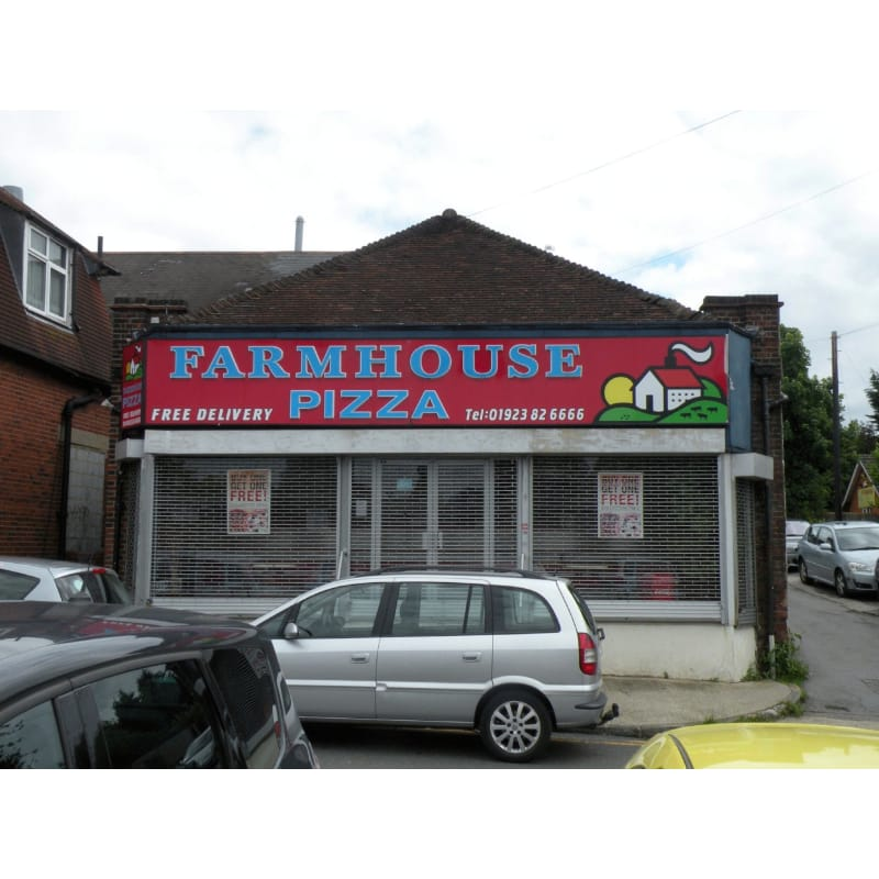 Farmhouse Pizza Northwood
