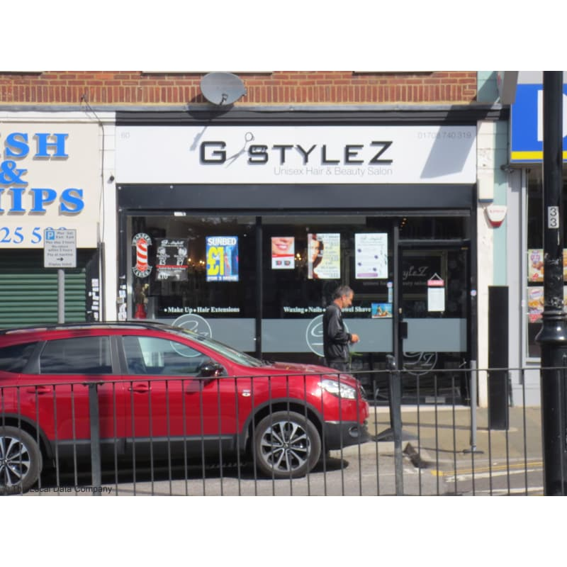 G Stylez Unisex Hair Beauty Salon Romford Hairdressers Yell