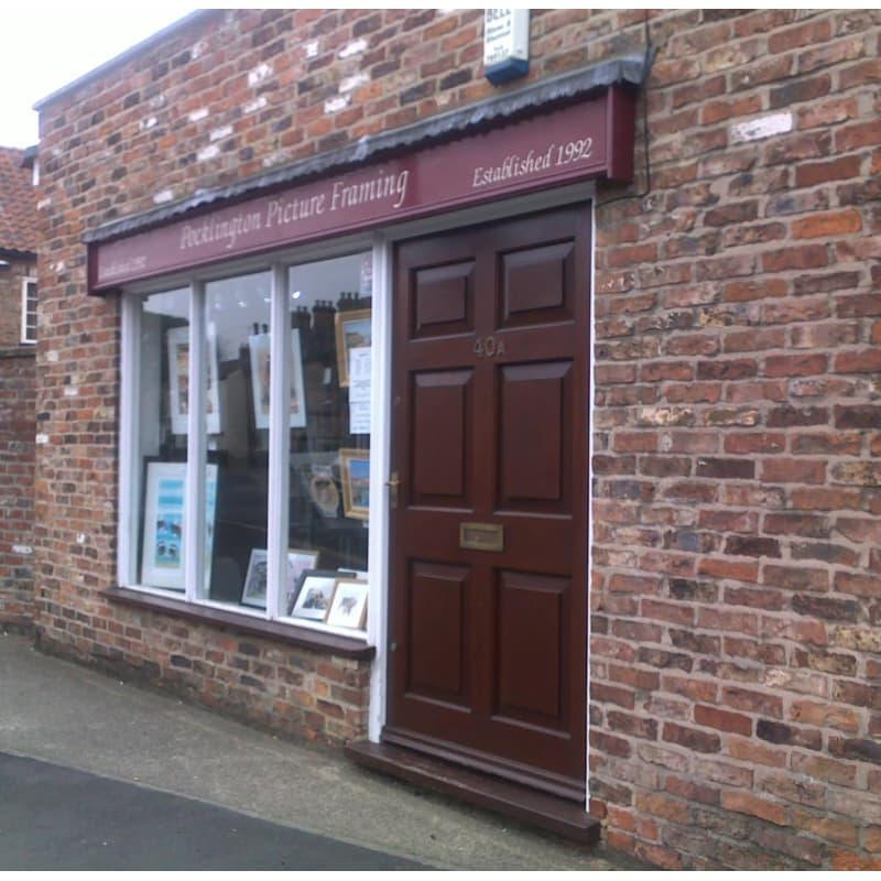 Pocklington Picture Framing, York | Picture Framers & Frame Makers ...