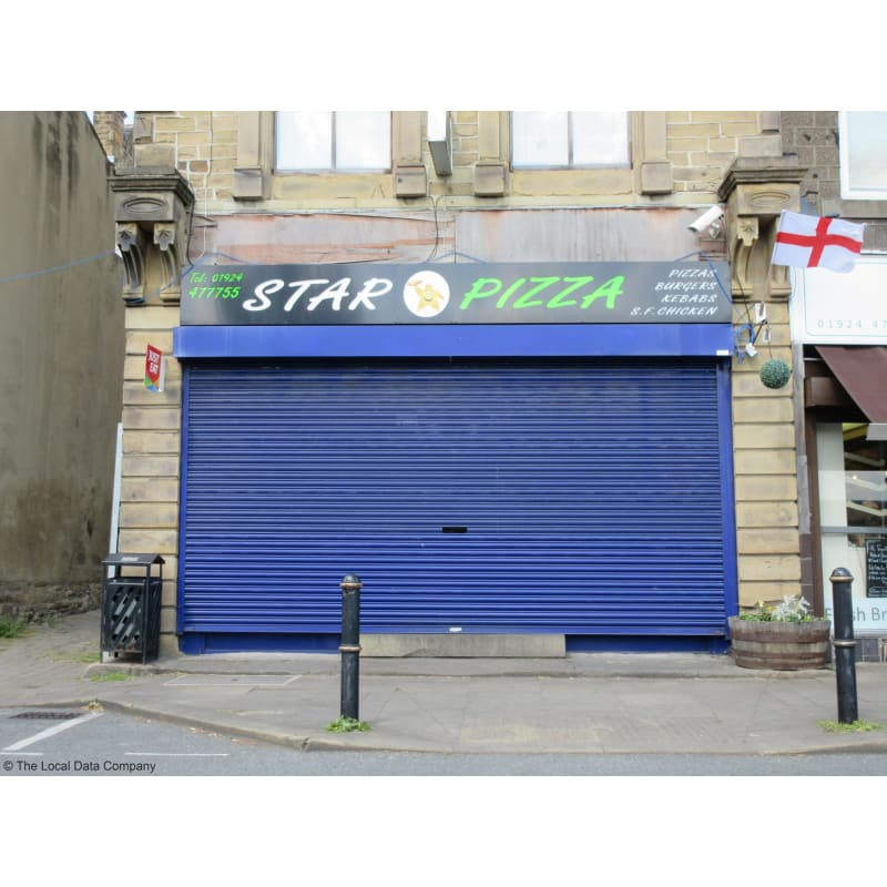 Star Pizza Batley Pizza Delivery Takeaway Yell