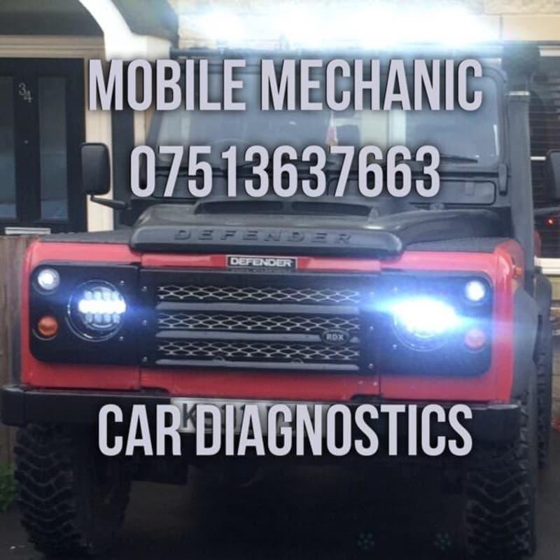 Mobile Car Diagnostics Breakdown Services 24-7, Bradford | Garage