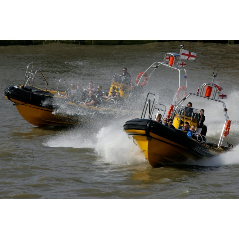 Thames Rib Experience Ltd London Boats Smallcraft Yell