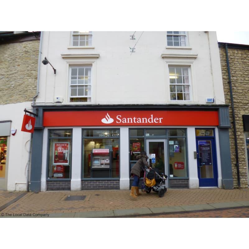 Santander Bank Bicester