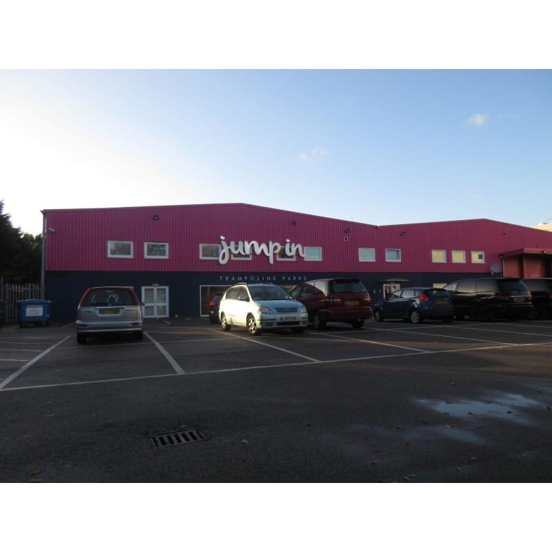 Mega Jump Borehamwood Leisure Centres Yell