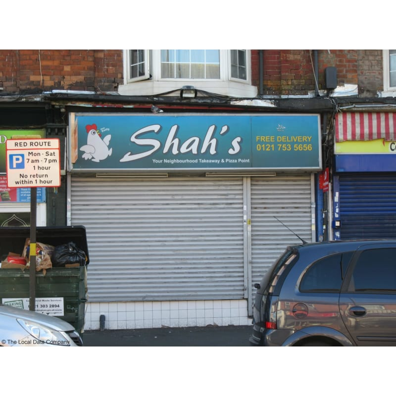 Shahs Your Neighborhood Takeaway Pizza Point Birmingham
